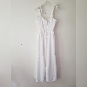 Urban Outfitters dress linen sz Small